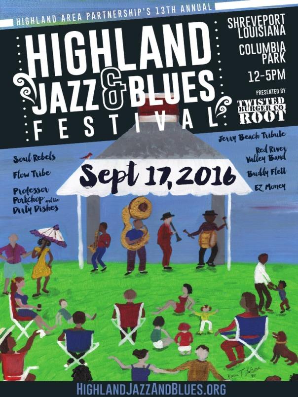 2016 highland Poster